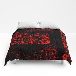 Nueve (Naranja) Comforters