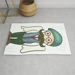 I'm only Cthuman Rug