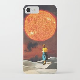 Your Heart Is The Sun iPhone Case