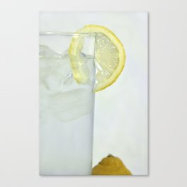 Refresh. Canvas Print