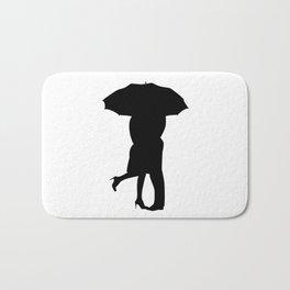Under The Umbrella Of Love Bath Mat