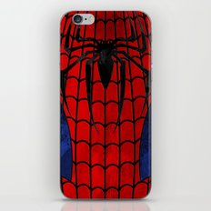 Amazing Spider-Man iPhone & iPod Skin