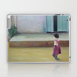 African Girl Laptop & iPad Skin