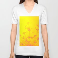 Bright Sunny Morning Unisex V-Neck
