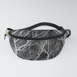 Abstract Tree Branches Fanny Pack