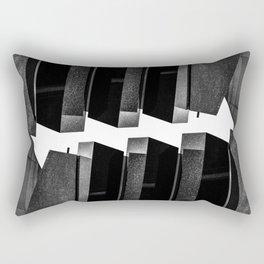 Laceration Rectangular Pillow