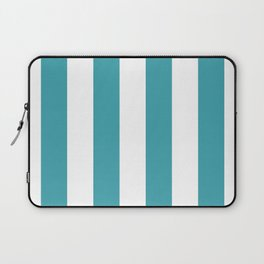 Big Lines Turquoise Laptop Sleeve