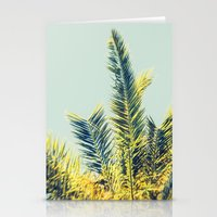 palm Stationery Cards featuring Palm by Esther Ní Dhonnacha