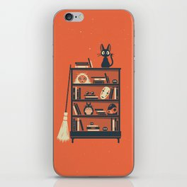 Ghibli Shelf // Miyazaki iPhone Skin