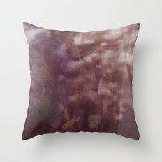 Vaguest Recollection Throw Pillow