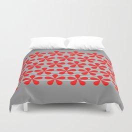 crvena Duvet Cover