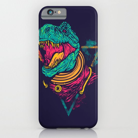 Space Rex iPhone & iPod Case