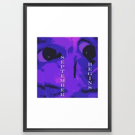 12th hour Framed Art Print