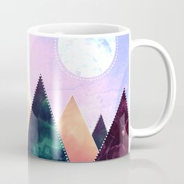 Sunrise of the moon Coffee Mug