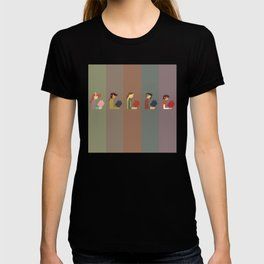 Lumber Ladies Read T-shirt