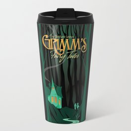 Grimm's Fairy Tales by The Brothers Grimm Travel Mug