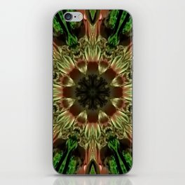 Wholeness iPhone Skin