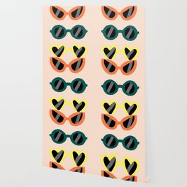 Face Furniture Wallpaper