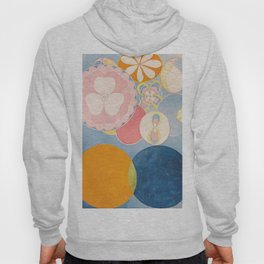 Hilma af Klint - The Ten Largest No. 2 Childhood Hoody