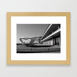 Art Deco Bexhill 2 Framed Art Print