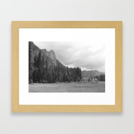 Yosemite Valley 25 Framed Art Print