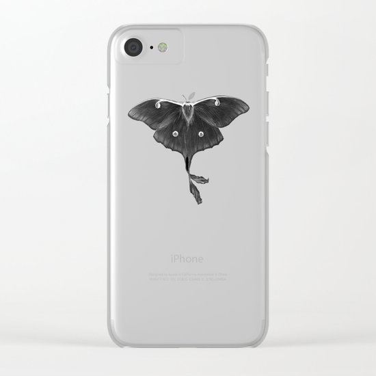 Luminescence Clear iPhone Case