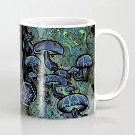 Dank, Dark Regions Coffee Mug