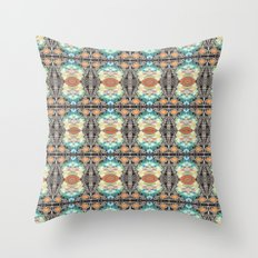 And The Beat Goes On Throw Pillow
