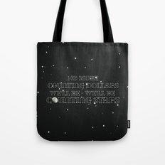 OneRepublic ; Counting Stars Tote Bag