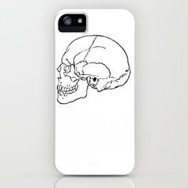 Skull 1 iPhone Case