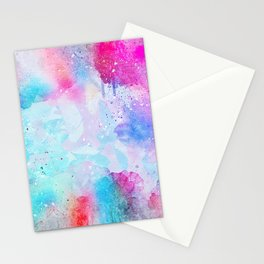 Abstract Background 395 Stationery Cards