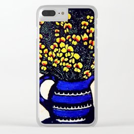 """Dilwynia"" by Australian Artist Margaret Preston Clear iPhone Case"