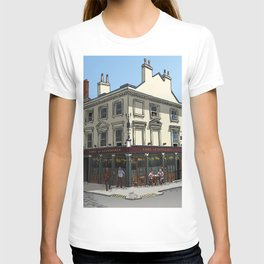 Pigeons Over London T-shirt