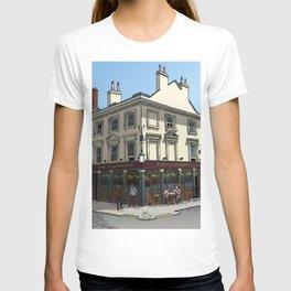 Pigeons Over London T-shirt