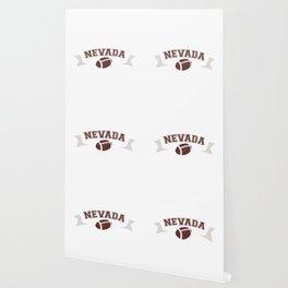 Just a Baller from Nevada Football Player Wallpaper
