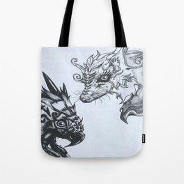 Skyy or Earth Tote Bag