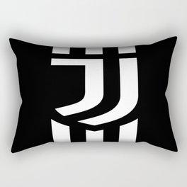 Juventus Football Club in Turin Italy Rectangular Pillow