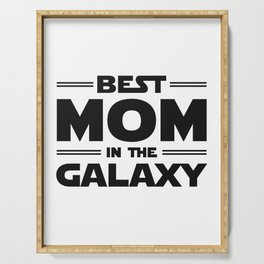 Best mom Serving Tray