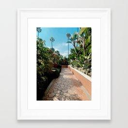 Bev Hills Framed Art Print