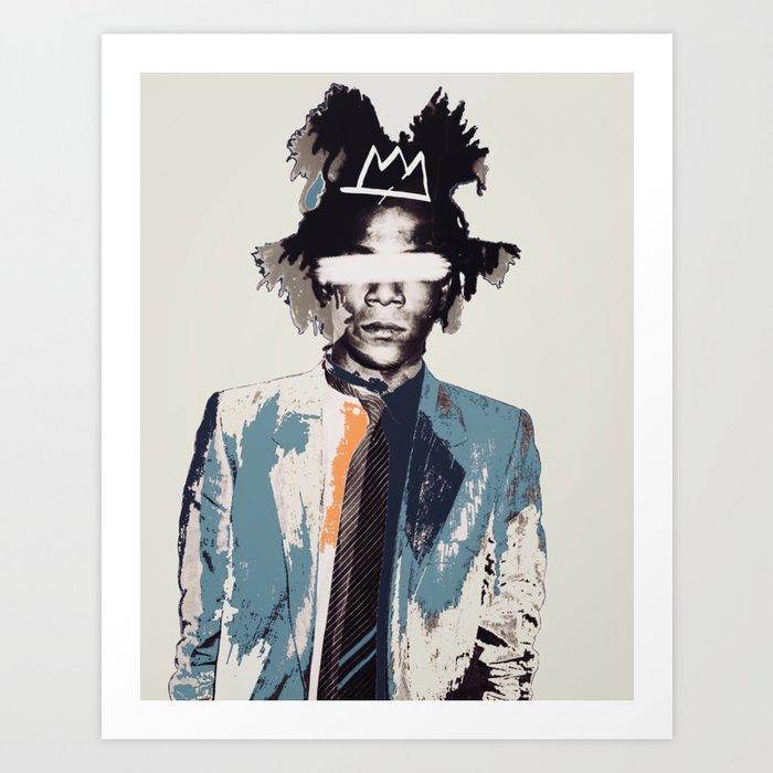 Jean-Michel Basquiat Kunstdrucke