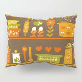 Lets Cook at Home Tonight Pillow Sham