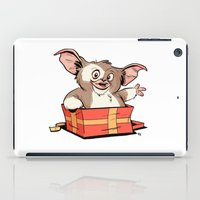 gizmo iPad Cases featuring Gizmo Gift by The Drawbridge