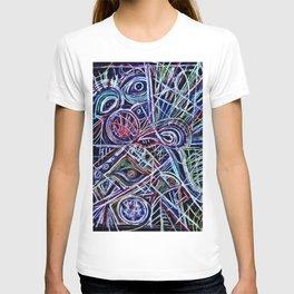 Eyes on a dancefloor T-shirt