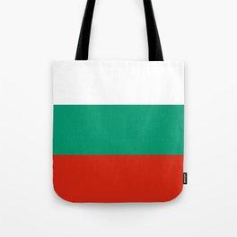 flag of bulgaria -bulgarian, България,български,slav,cyrillic,Sofia,bulgaria Tote Bag