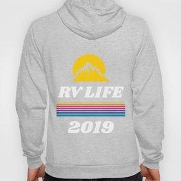 RV Life Shirt Motor Home Travel Trailer Camper Life Apparel T Shirt Hoody