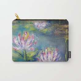 LOTUS RISING Carry-All Pouch