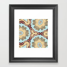 Too Much To Love Framed Art Print