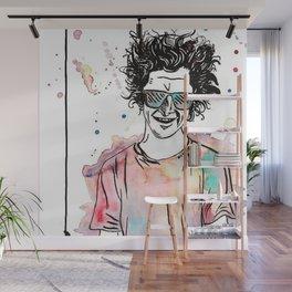 Dustin Wall Mural