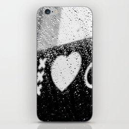xxx Heart Bike iPhone Skin