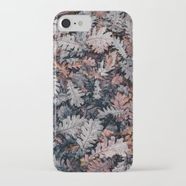 Dead Leaves iPhone Case